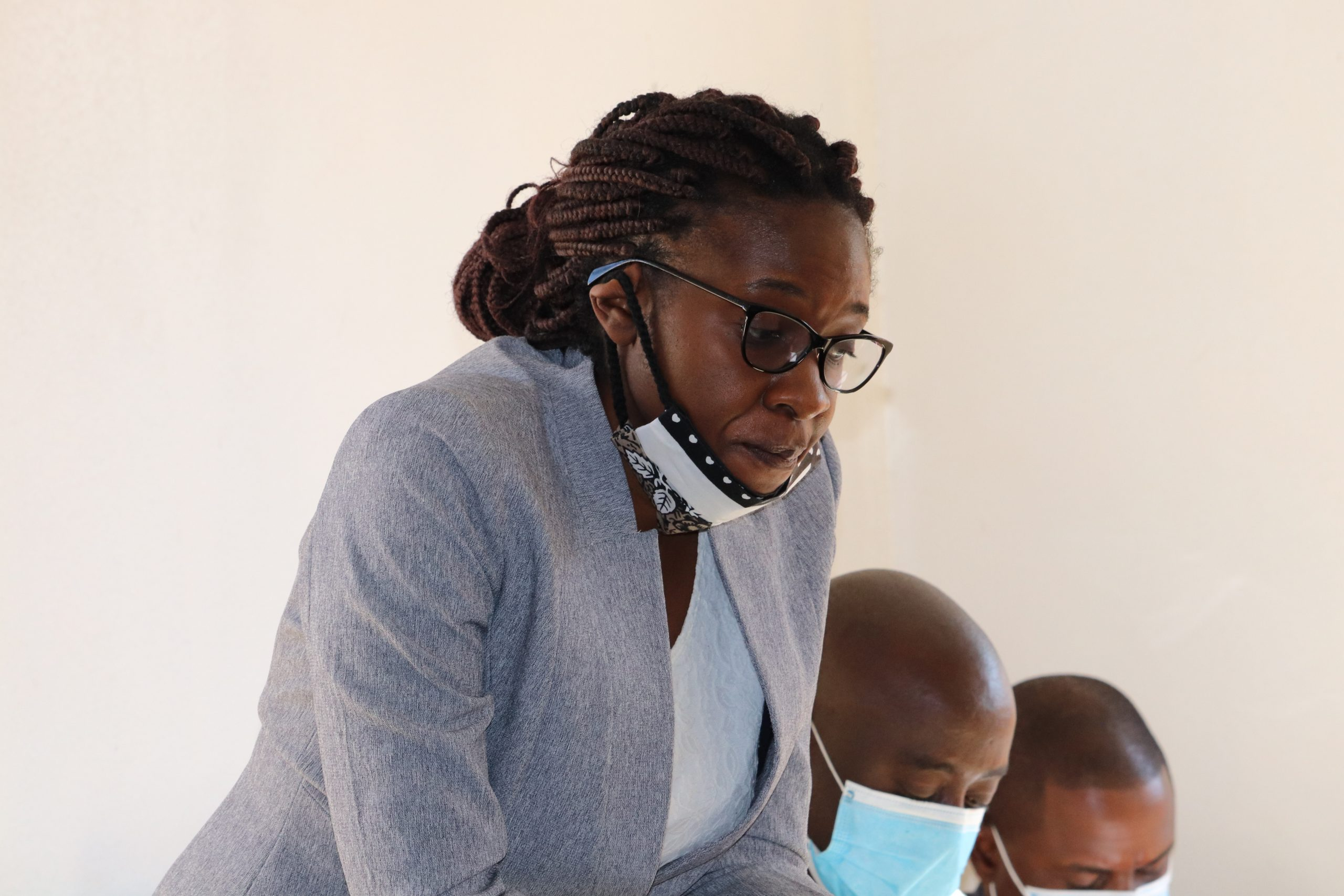 Ms. Inutu Akolwa