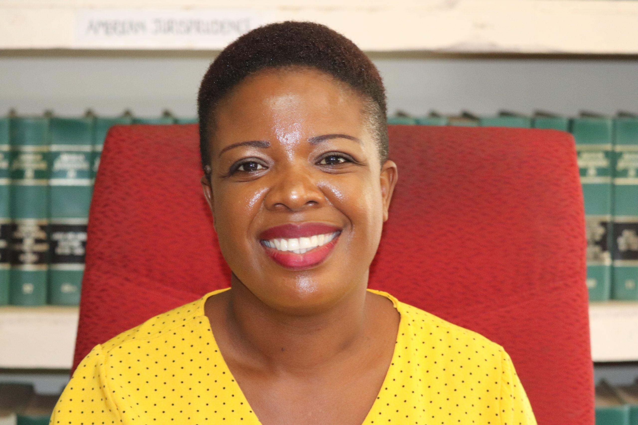 Mrs. Cynthia Maanga Mushota