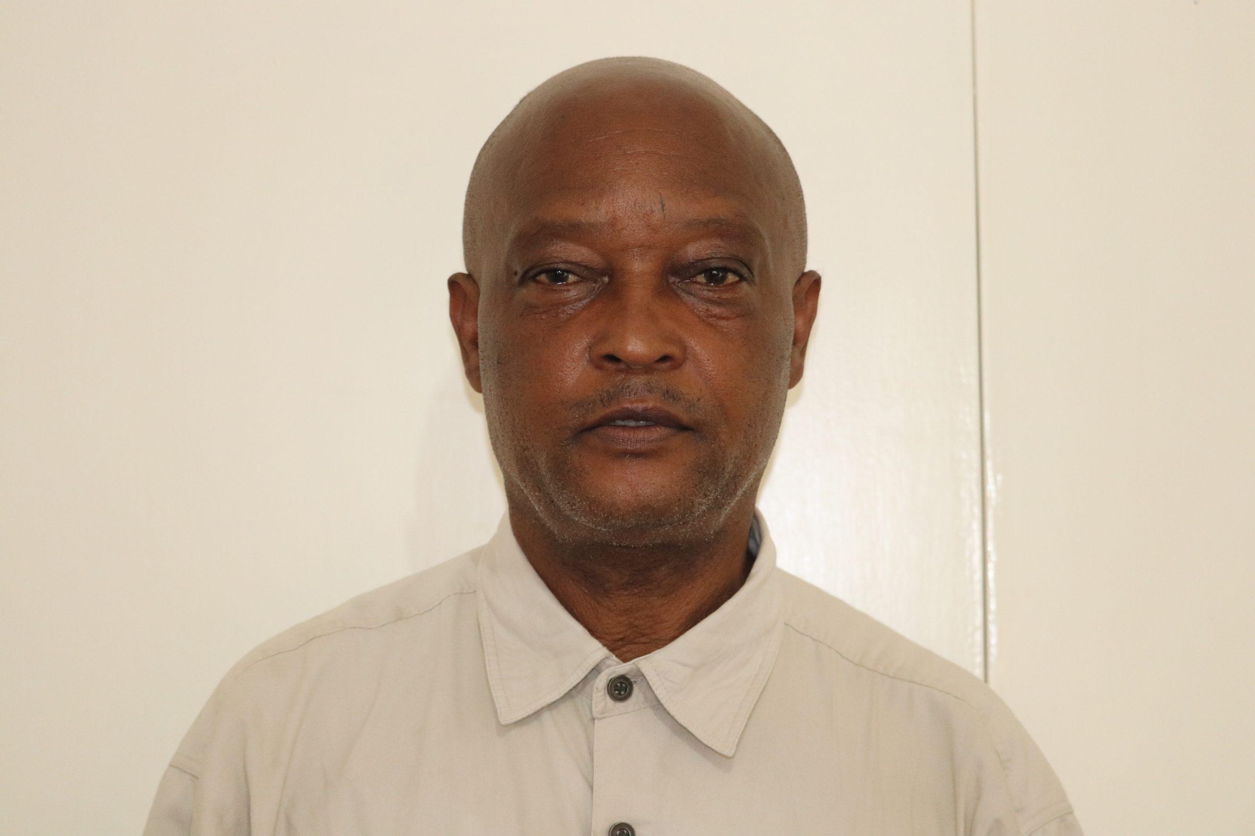 Mr. Fred Chimbaka Nkhoma