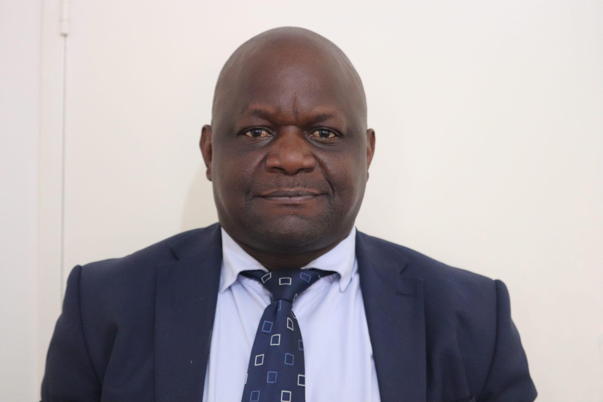 Mr Kelvin Nyankhundi