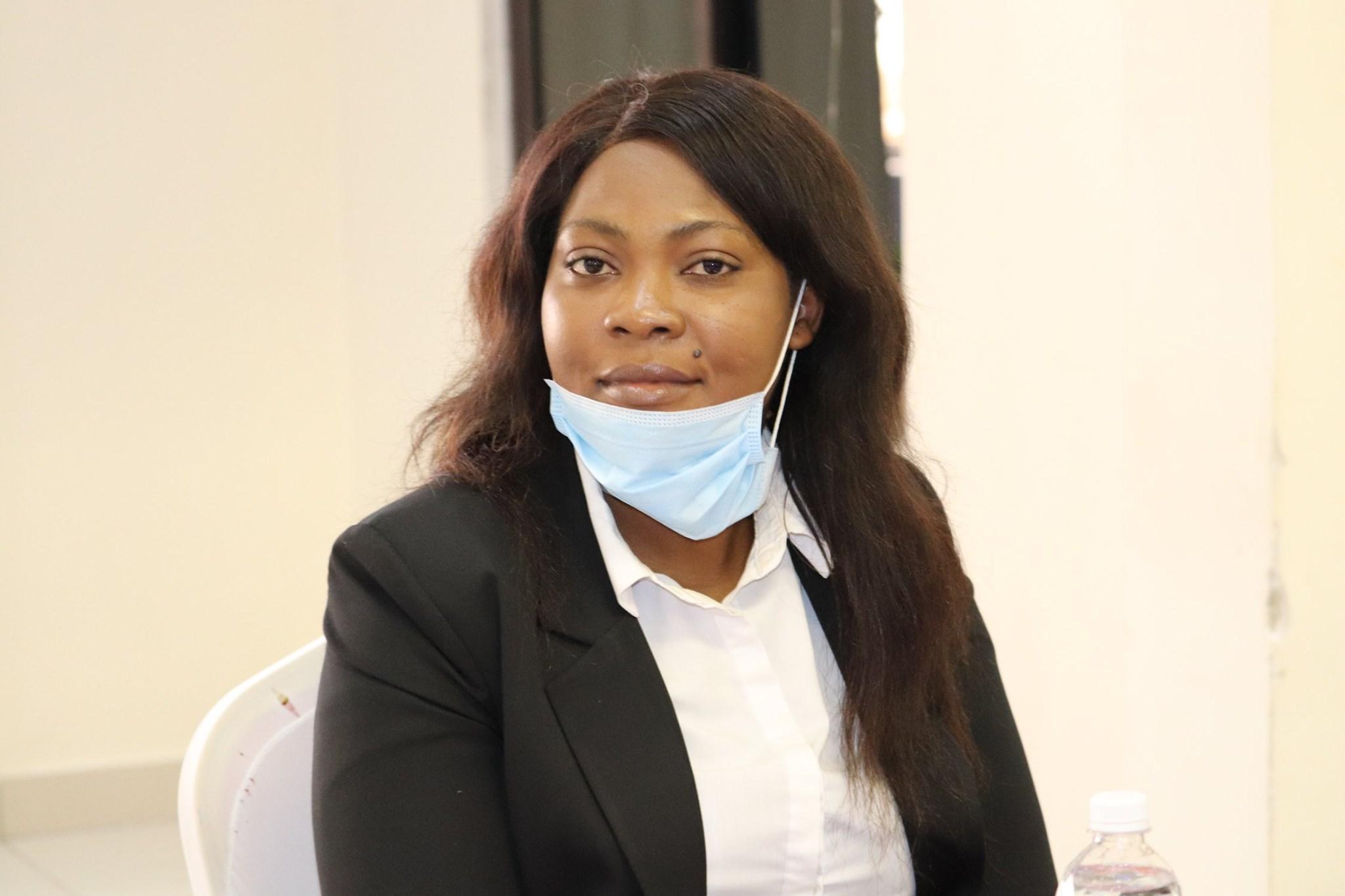 Mrs. Mwila Chikwanda Jangazya